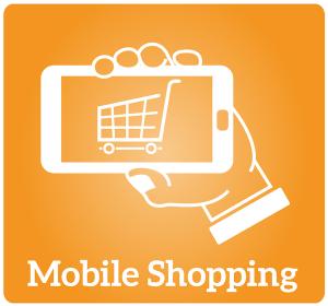 mobile christmas shopping