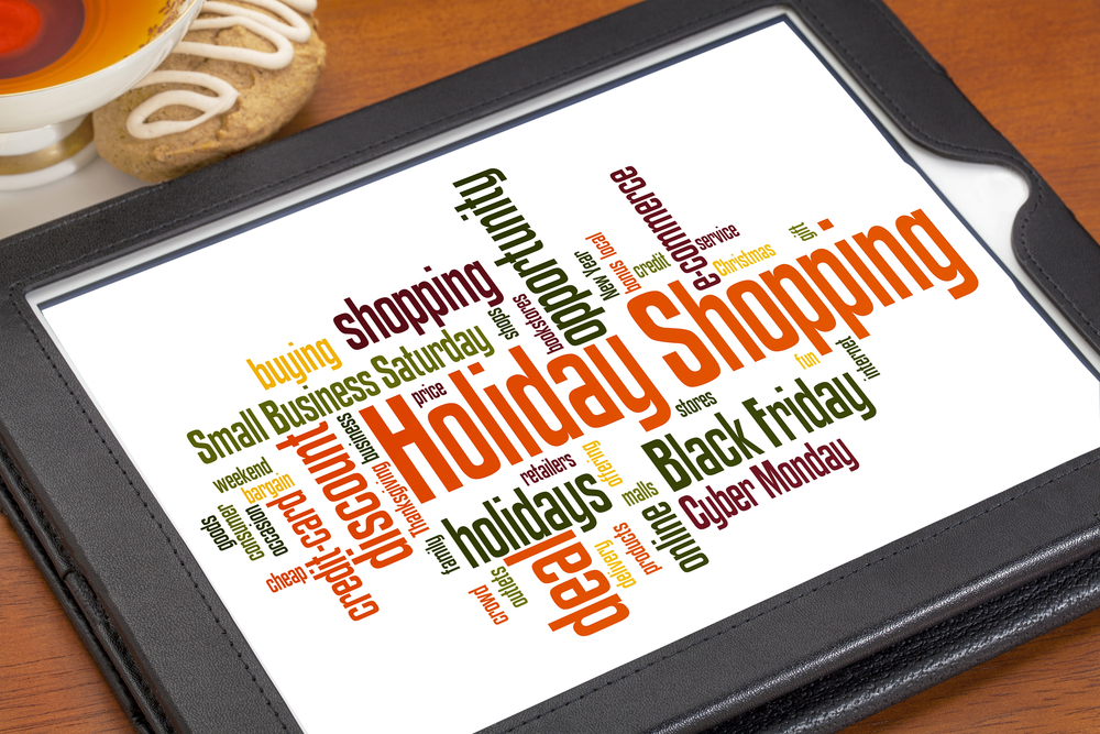 Black Friday and Cyber Monday Advertising Results- Mobile Buying