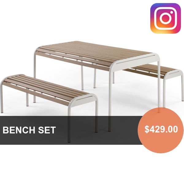 mead_outdoor_bench_set